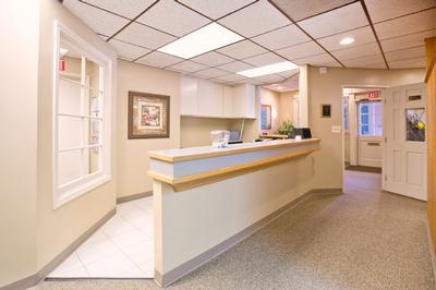reception area Irvine Dental | irvine ca dentist